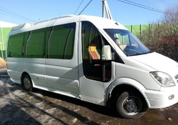 Mercedes Sprinter VIP white